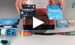 Power Up Starter Kit Unboxing Video