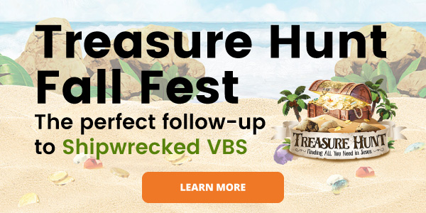 Treasure Hunt Fall Fest 2018
