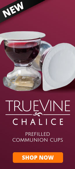 TrueVine Pre-Filled Communion Cups