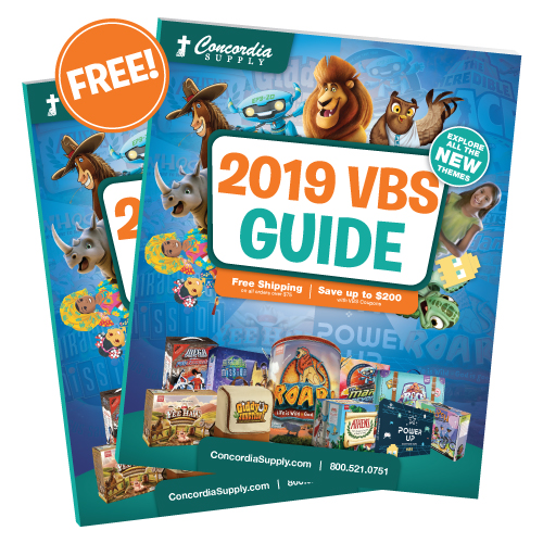 Vbs Free Resources