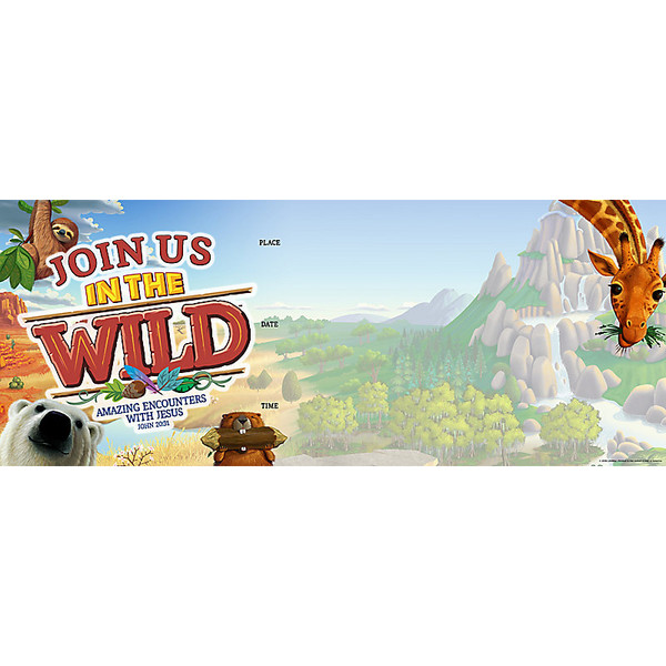 VBS Category: Crafts, Publicity, Spanish-Resources