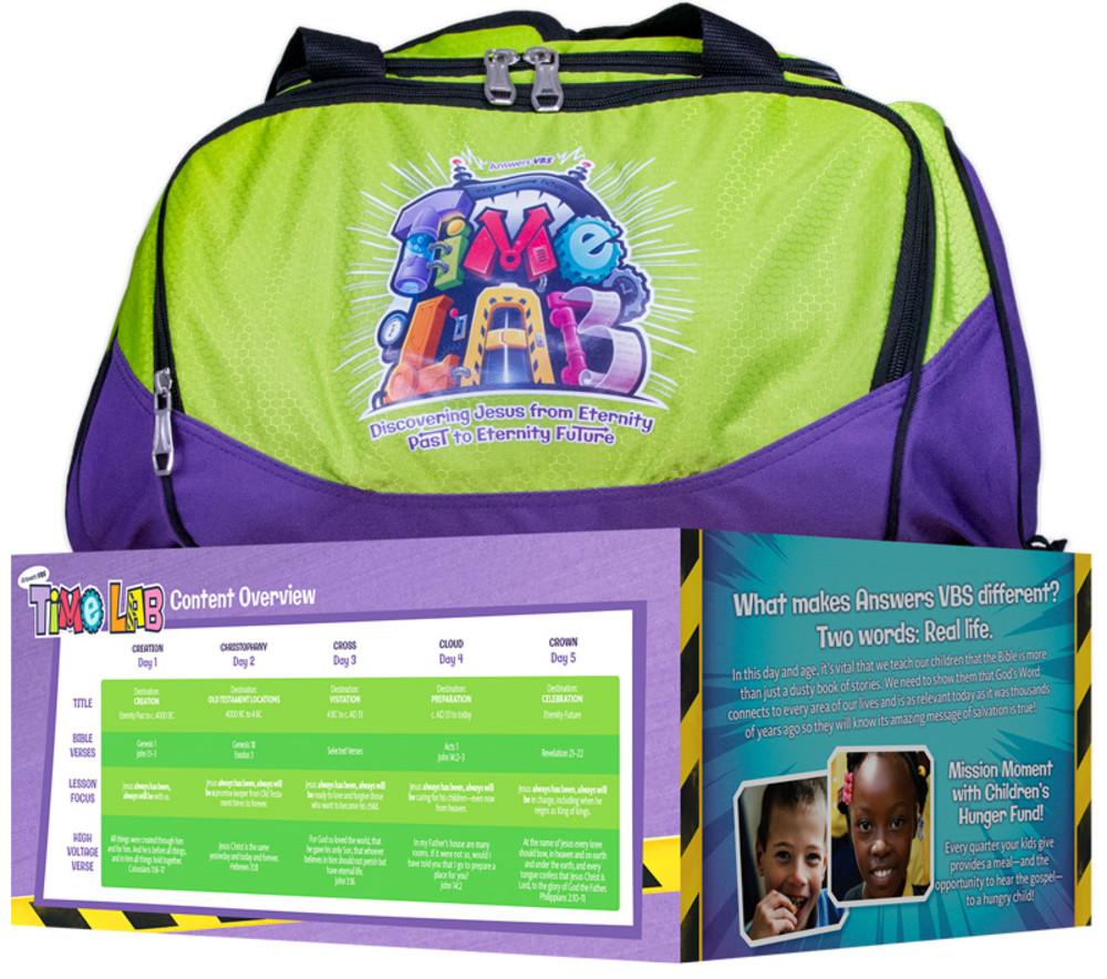 20de0b4fe1a6 Time Lab Vacation Bible School