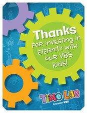 Shop by Category | Time Lab VBS 2018
