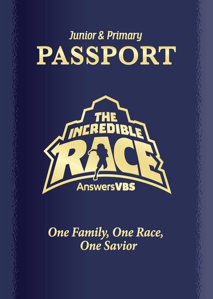 junior primary passport stickers kjv pack    incredible race vbs  answers