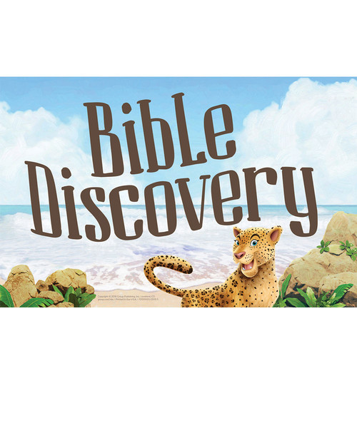 Station Signs Set Of 12 Shipwrecked Vbs