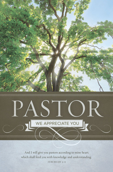 Church Bulletin 11 Quot Special Occasion Pastor Pack Of 100