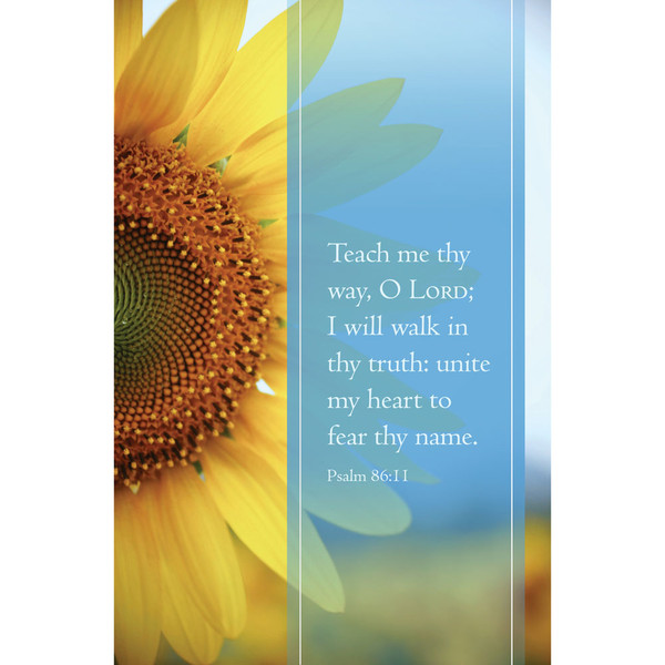 Church Bulletin 11 Quot Praise Amp Worship Pack Of 100