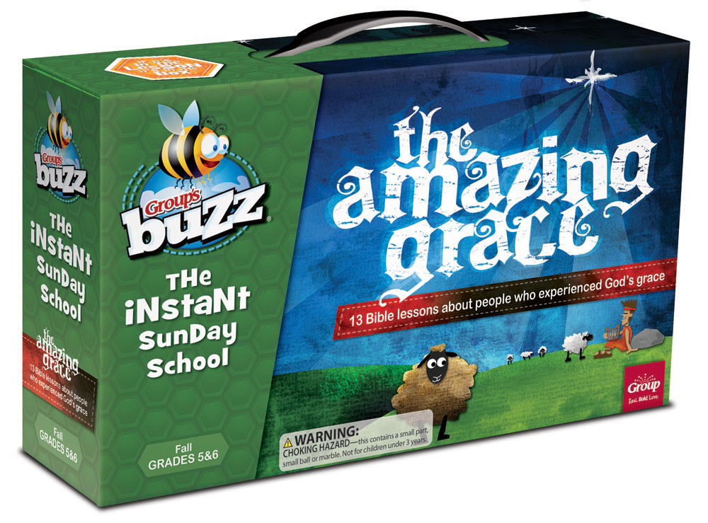 Buzz Sunday School Kit