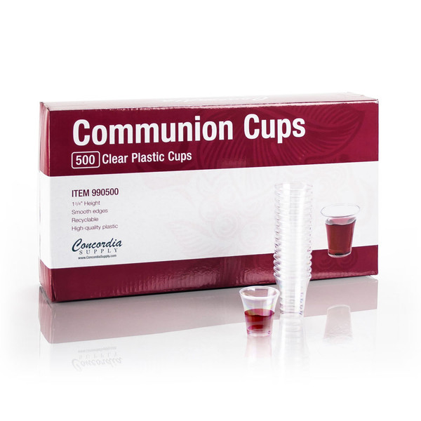 Communion Cups - Disposable (Box of 500)