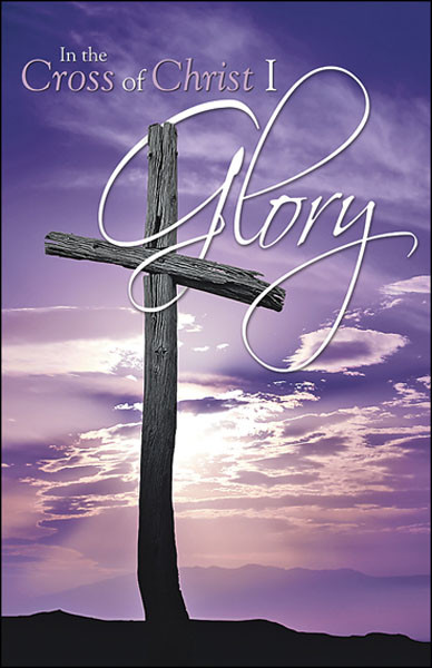Church Bulletin 11 Quot Good Friday Lent Glory Pack Of 50