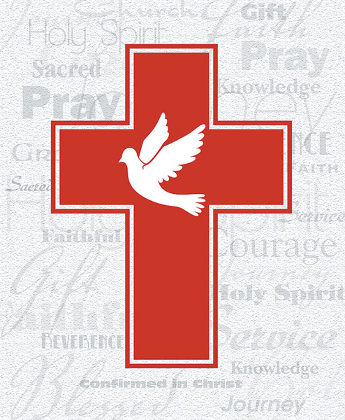 Church bulletin 14 pentecost confirmation dove pack of 50 altavistaventures Choice Image
