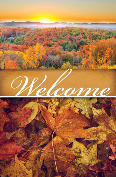 Church Bulletin 11 Fall amp Thanksgiving Welcome Pack