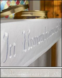 Concordia Supply : communion table covers - amorenlinea.org