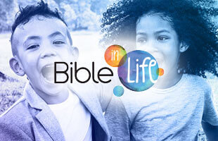 Bible In Life Cook Logo