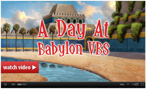 Day At Babylon VBS