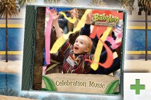 Celebration Music CD Participant Version