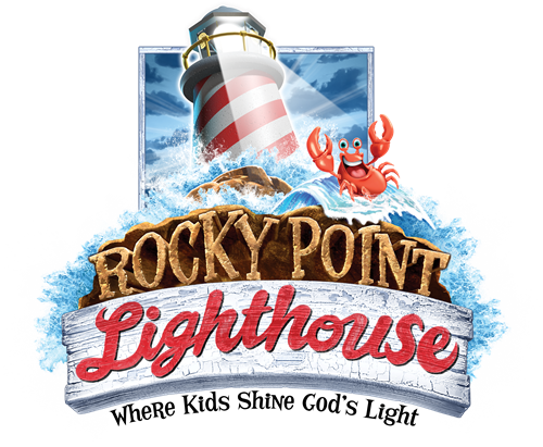 Rocky Point Lighthouse Logo