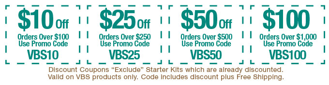 VBS Coupons 2013