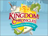 Answers VBS 2013 Logo