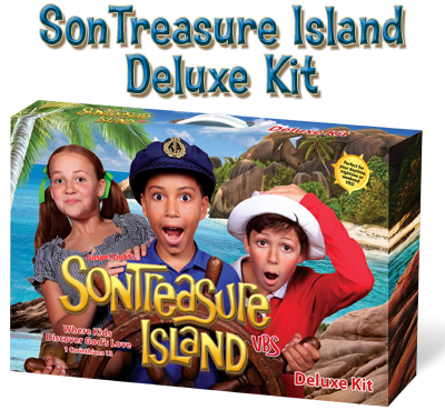 SonTreasure Island » Gospel Light VBS 2014