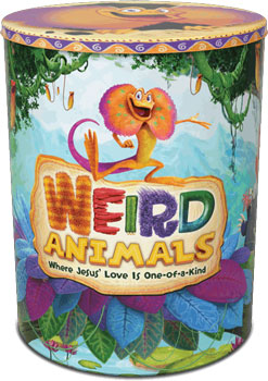 Weird Animals VBS Starter Kit 2014