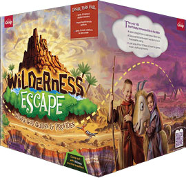 Starter Kit - Wilderness Escape 2014 VBS