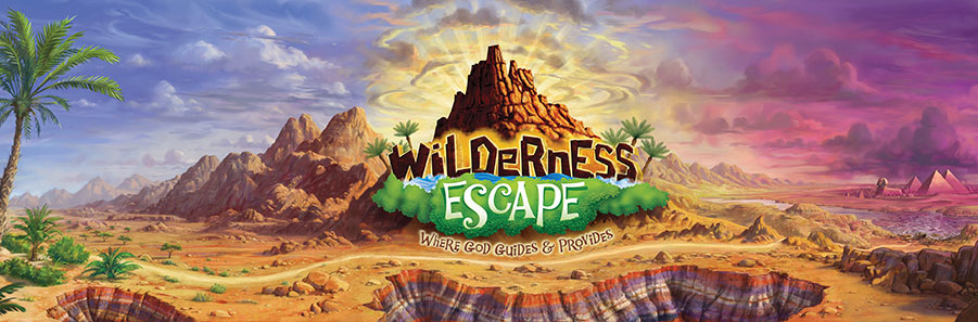 Wilderness Escape VBS 2014