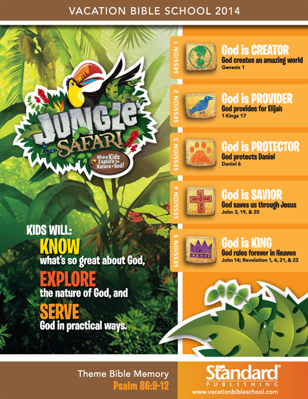 Jungle Safari VBS Overview