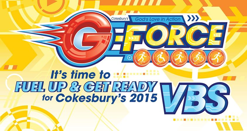 Force vbs 2015 by cokesbury