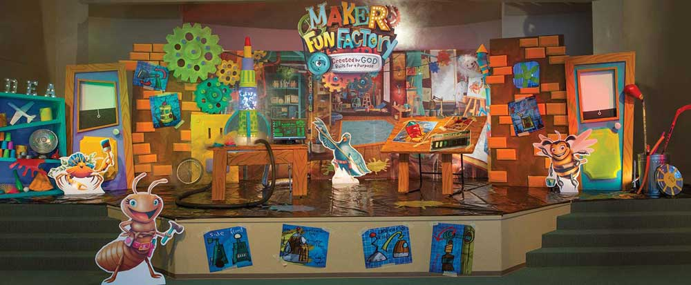 Group Vbs Maker Fun Factory Group Vbs 2017 Theme