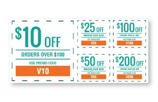 VBS Coupons