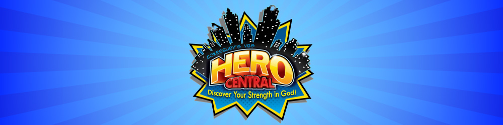 Order hero central vbs 2017 by cokesbury for Hero central vbs crafts
