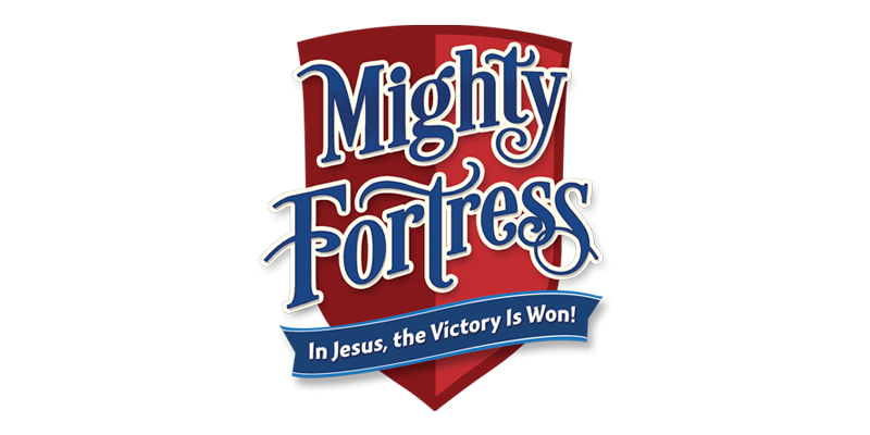 Mighty Fortress VBS 2017 logo
