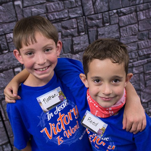 mighty fortress vbs 2018 boys