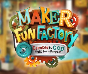 Group Maker Fun Factory VBS 2017 Theme