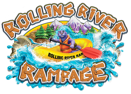 Rolling River Rampage VBS 2018 logo