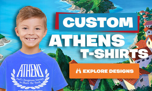 Athens Custom T-Shirts