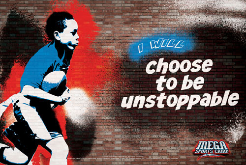 I Will Choose to Be Unstoppable