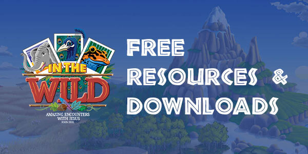 In The Wild Free Resources