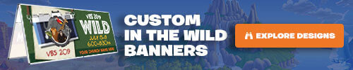 In The Wild Custom Banners
