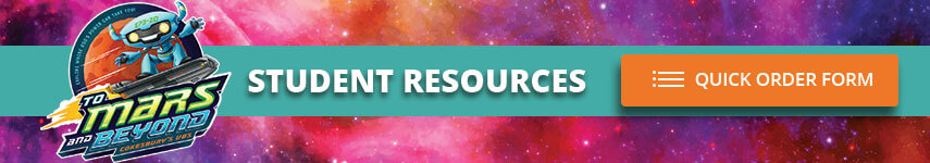To Mars and Beyond Student Resources