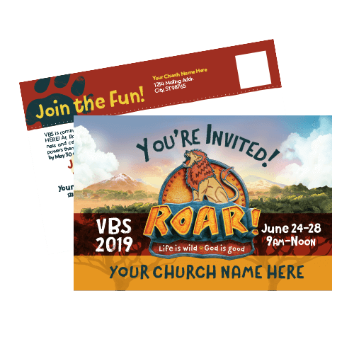 Roar VBS 2019 | Group VBS 2019 Theme | Concordia Supply
