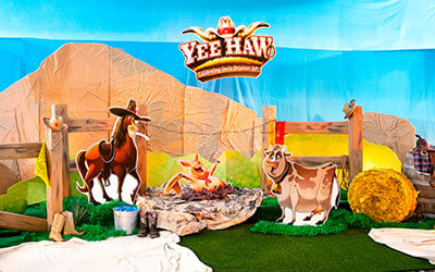 Yee-Haw Stage Design