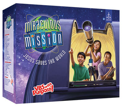 Pre-Order CPH Miraculous Mission VBS 2019 Starter Kit