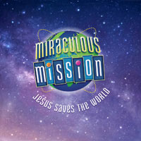 Miraculous Mission VBS 2019 Instagram Post