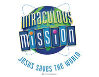 Miraculous Mission VBS 2019 Logo