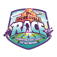 Incredible Race VBS Color Logo
