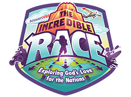 The Incredible Race | Answers in Genesis VBS 2019