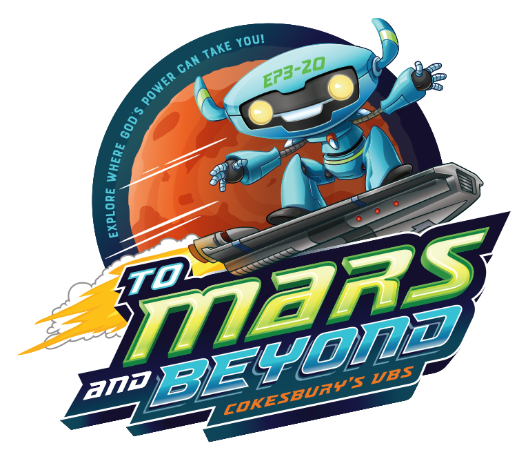 To Mars and Beyond | Cokesbury VBS 2019