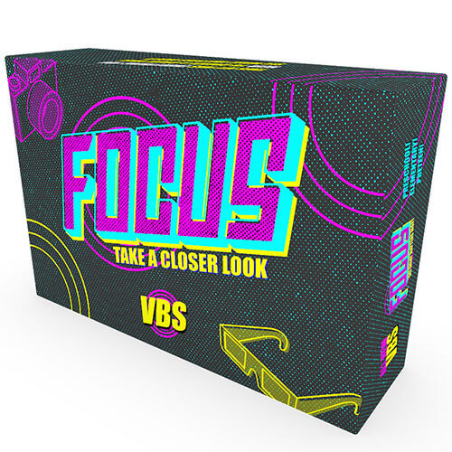 Focus VBS 2020 Starter Kit